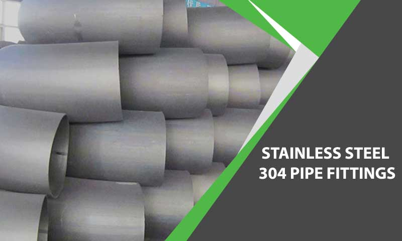 Stainless Steel 304 Buttweld Pipe Fittings