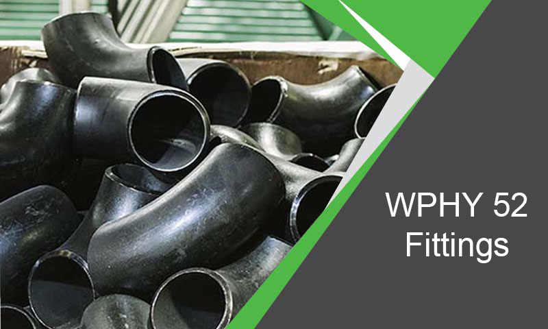 WPHY 52 Fittings Manufacturer